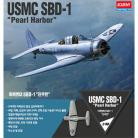 Douglas SBD-1 Dauntless - 1/48 Scale