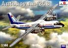 Antonov An-24B - 1/144 Scale