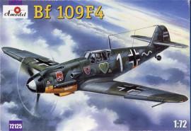 Messerschmitt Bf.109F-4 - 1/72 Scale