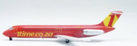 Douglas DC-9-32 1Time Airline - 1/200 Scale