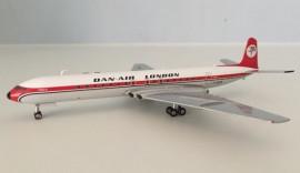 De Havilland Comet 4B Dan-Air London - 1/200 Scale