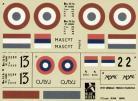WW1 Serbian Air Force Markings
