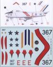 SAAF Sabre Mk.6 2 Sqn 1961 - 1/72 Scale