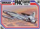Lockheed F-94C Starfire - 1/72 Scale