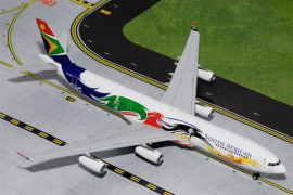 Airbus A340-300 South African Airways - 1/200 Scale