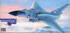 F-106A Delta Dart - 1/72 Scale