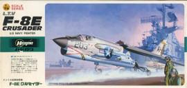 LTV F-8E Crusader - 1/72 Scale