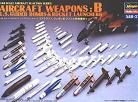 Aircraft Weapons Set B US Guided Bombs & Rocket Launchers - 1/48 Scale