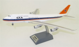 Boeing 747-344 South African Airways - 1/200 Scale