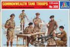 Commonwealth Tank Troops - 1/35 Scale