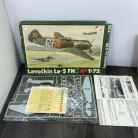 Lavochkin La-5 FN - 1/72 Scale