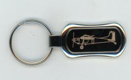 Cessna 185 Key Ring