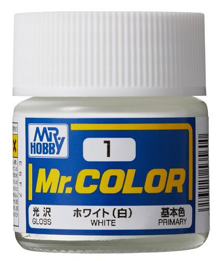 Mr Color Lacquer Paints