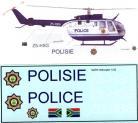 SA Police Service Bo.105 1/32 Scale
