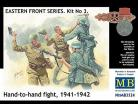 German Eastern Front Hand-to-Hand Fight 1941-42 - 11/35 Scale