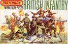 British Infantry - 1/76 Scale