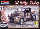 '41 Willys Pickup - 1/25 Scale