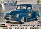 '40 Ford Custom Pickup Truck - 1/24 Scale