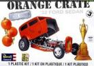 '32 Ford Sedan Orange Crate - 1/25 Scale