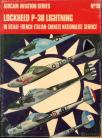 Aircam Aviation Series 10 - Lockheed P-38 Lightning