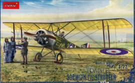 Sopwith 1 1/2 Strutter Trainer - 1/72 Scale