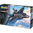 F-35A Lightning II - 1/72 Scale