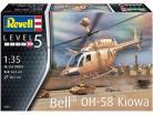 Bell OH-58 Kiowa - 1/35 Scale
