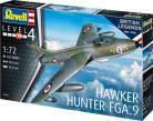 Hawker Hunter FGA.9 - 1/72 Scale