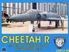 Cheetah R Conversion Set for Kfir C2/C7 - 1/72 Scale