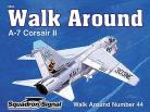 A-7 Corsair II Walk Around