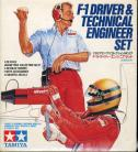F-1 Driver & Technical Engineer Set - 1/20 Scale