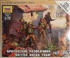 British Recon Team 1939-1945 - 1/72 Scale