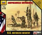 US Mechanized Infantry - 1/72 Scale